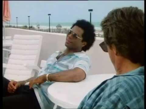 Miami Vice - A Flock Of Seagulls, I Ran