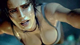 Tomb Raider Definitive Edition All Cutscenes Movie 2014