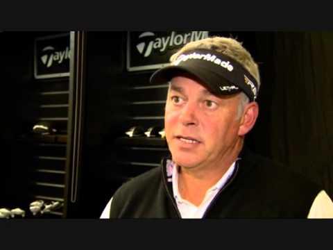 Darren Clarke talks about his golf school, the Darren Clarke Golf School in Northern Ireland.