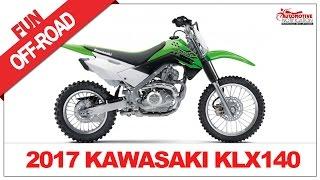 5. 2017 Kawasaki KLX140 Price & Spec