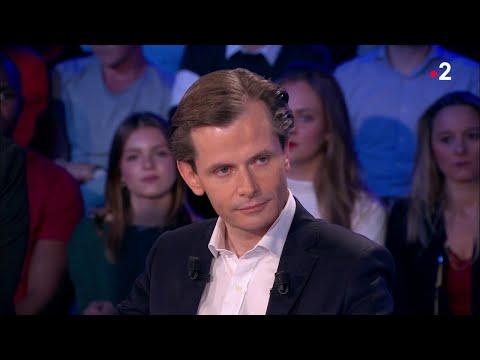 Guillaume Larrivé - On n'est pas couché 10 novembre 2018 #ONPC