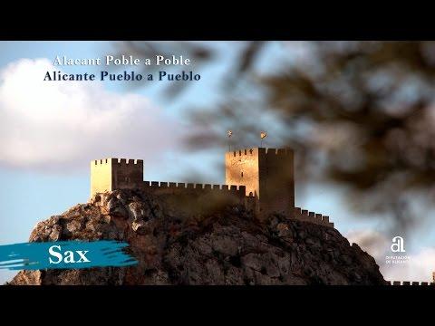 SAX. Alicante, pueblo a pueblo