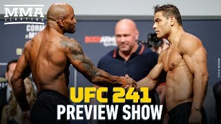 UFC 241 Preview Show - MMA Fighting by MMA Fighting