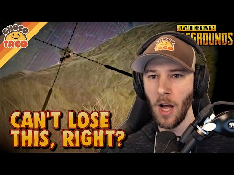 chocoTaco and Halifax Can't Lose This One, Right? - PUBG Duos Gameplay