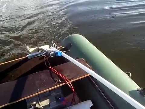 Все своими руками мотор для лодки