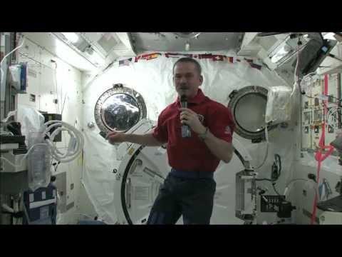 ¿Cómo se vomita en el espacio? Un astronauta responde
