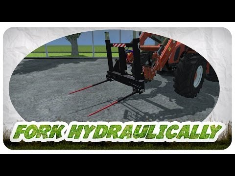 Fork HYDRAULICALLY v2.0