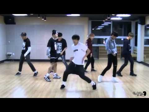 BTS I NEED YOU 75%SLOW+MIRROR DANCE鏡面慢動作