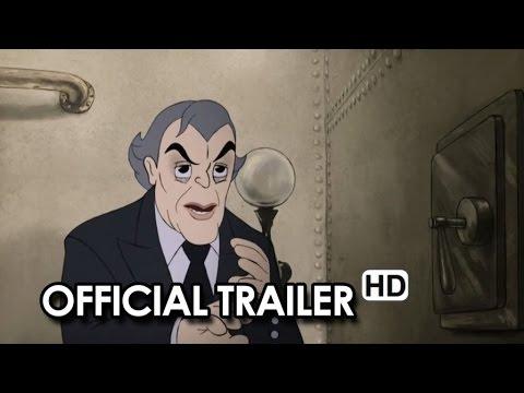 The Congress Official UK Trailer (2014) - Robin Wright, Harvey Keitel HD