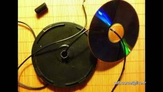 Antenne WI-FI CDROM BI QUAD 8db