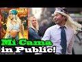 Download Lagu MI CAMA - Karol G - SINGING IN PUBLIC!! Mp3 Free