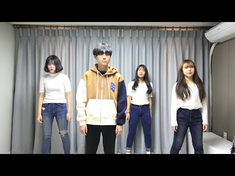 MOMOLAND (모모랜드) - BBoom BBoom (뿜뿜) Dance cover by 'Big Marvel' (видео)