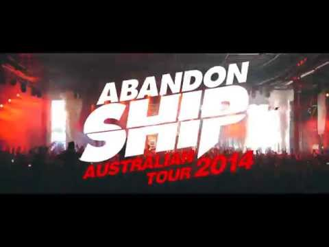 Knife Party - Abandon Ship Australian Tour 2014