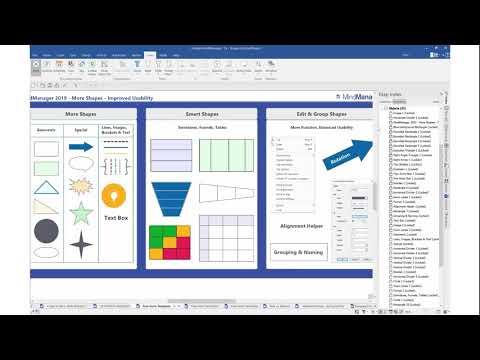 MindManager 2019 for Windows - Demo