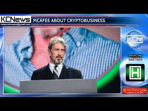 Blockchain-technology undermines government control over money - McAfee