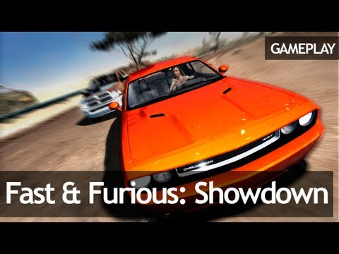 fast and furious showdown wii u ign