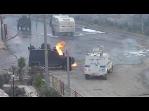 Turquie : nouveaux heurts dans la ville kurde de Cizre