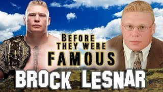 Video BROCK LESNAR - Before They Were Famous - BIOGRAPHY MP3, 3GP, MP4, WEBM, AVI, FLV Juni 2018
