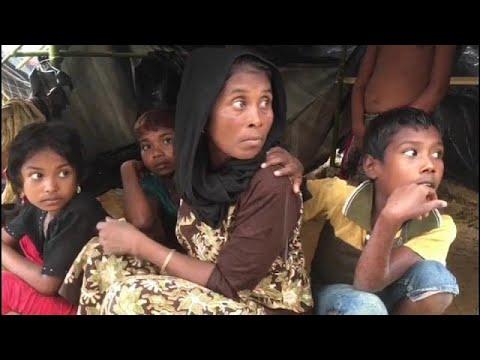 Εκκλήσεις για βοήθεια στους πρόσφυγες Ροχίνγκια