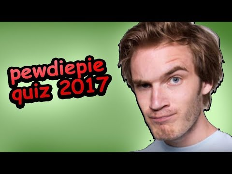 PEWDIEPIE QUIZ 2017 / Animal Super Squad /