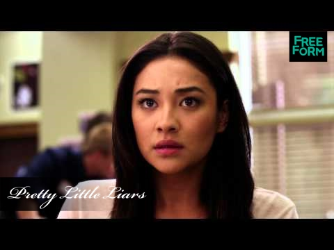 Pretty Little Liars Season 6 (Promo 'A's Message')