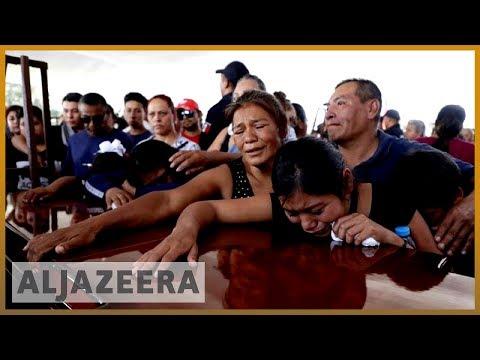 Video - Ελ Τσάπο : Στις φλόγες η πόλη του βαρώνου ναρκωτικών μετά τη σύλληψη του γιου του