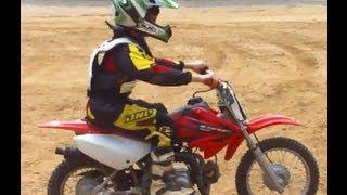 9. Honda CRF-70 Dirtbike