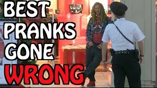 Top 10 PRANKS GONE WRONG EVER!!!