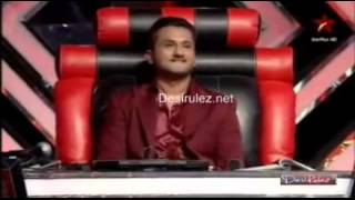 Special Moment in India's Raw Star with Yoyo honey singh Episode 1 Full 24 August 2014 Part 3
