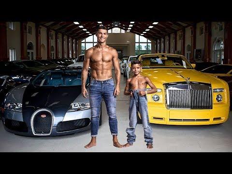 Download لن تصدق حجم الثروة التي سيتركها كريستيانو رونالدو لإبنه.. شيء خيالي !!