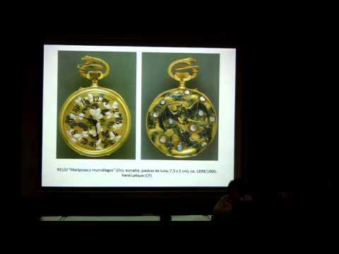 Conferencia: La joyería de René Jules Lalique
