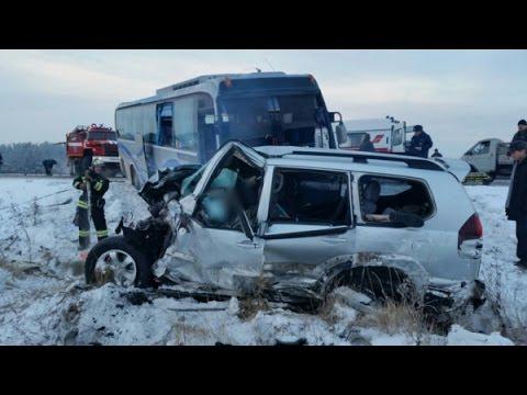 Новая подборка аварий и дтп 28 11 2016