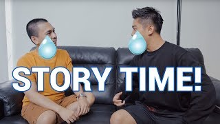 Video STORY TIME: PATAH HATI PERTAMA (FT. BOY WILLIAM) MP3, 3GP, MP4, WEBM, AVI, FLV September 2019