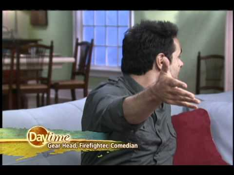 Comedian Adam Ferrara on Daytime.avi