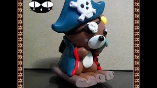 Hey guys, for this week, I made a cute polymer clay pirate bear tutorial! Make sure to subscribe for more videos/other sculptures and to click that like button!Follow us on https://plus.google.com/+YousangLee Like us on https://www.facebook.com/idea4artzFollow us on http://instagram.com/idea4arts