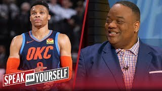 Lillard's GW shot symbolizes Russ' fall into a laughingstock — Whitlock | NBA | SPEAK FOR YOURSELF
