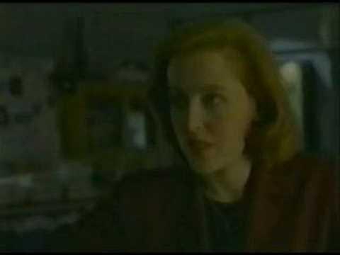 X-Files Season 3 Bloopers