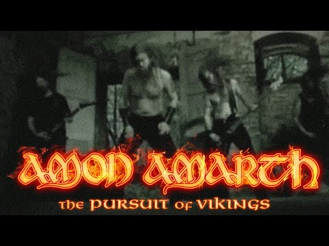 Amon Amarth - Pursuit of vikings