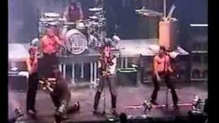 Rammstein, New York 2001 :  Pet Sematary (feat. The Ramones)