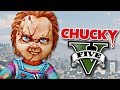 Gta V Mods: Chucky En Gta 5 Robleisiutu