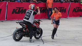 Video ROKBAGOROS STUNT SHOW IN NEPAL 2018 MP3, 3GP, MP4, WEBM, AVI, FLV Juli 2019