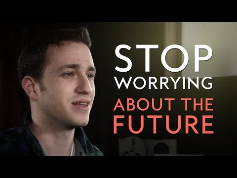 Stop Worrying About the Future - Troy Black