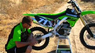 3. First Impression - 2010 Kawasaki KX250F - TransWorld Motocross