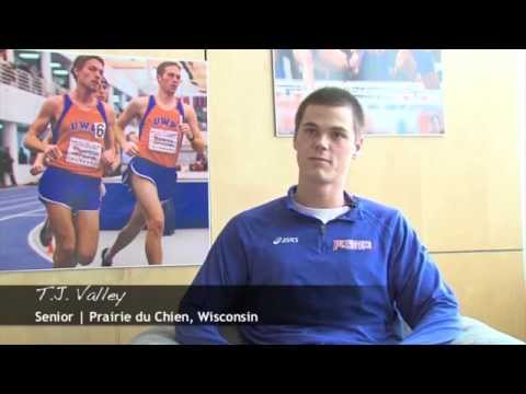 Player Perspectives Series | T.J. Valley | Track & Field