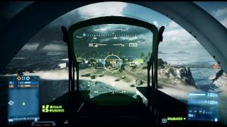 Battlefield 3: Wake Island Gameplay Trailer (PS3)