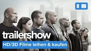 Nonton Trailershow | Fast & Furious 7 | Wild Card | Neuheiten in HD 3D 5.1 Film Subtitle Indonesia Streaming Movie Download