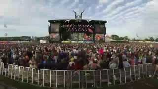 Time Lapse - The Other Stage, Glastonbury 2015