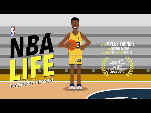 GIVING BACK - MYLES TURNER