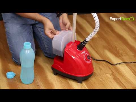 Sheffield Garment Steamer Assembling and Demo Video in hindi