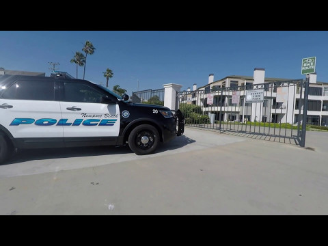 Newport Beach Police Pulled Me Over!